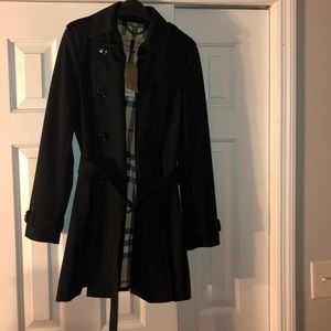 Burberry harbourne trench coat